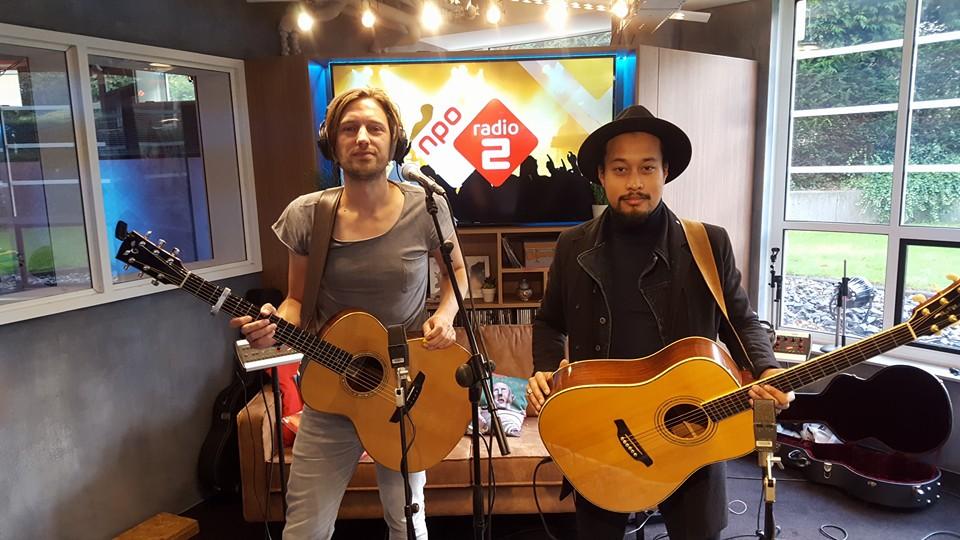 Bowe on NPO Radio 2